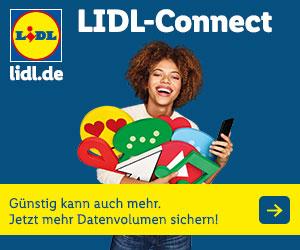 Lidl Connect Rufnummernmitnahme